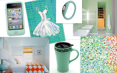 Color Inspiration - Mint