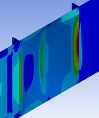 Analisi dei vetri FEM