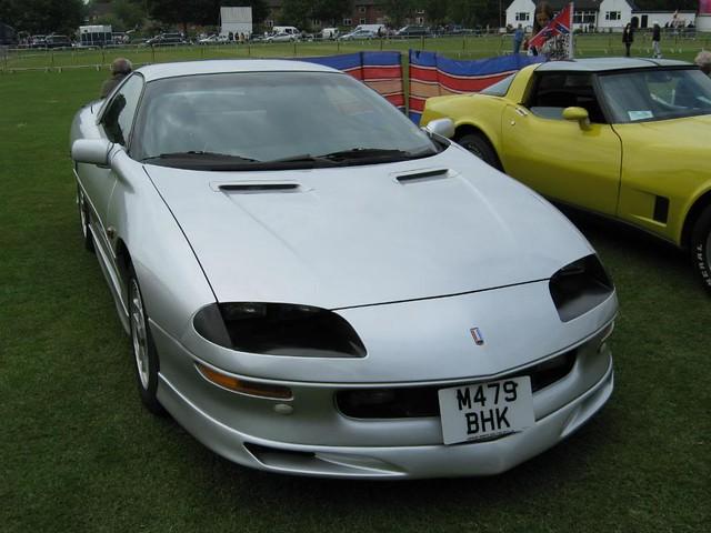chevrolet camaro 1994 3350cc m479bhk