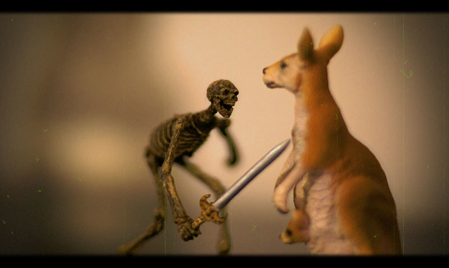 Harryhausen's Outback Showdown