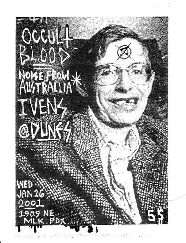 1/26/11 OccultBlood/Ivens