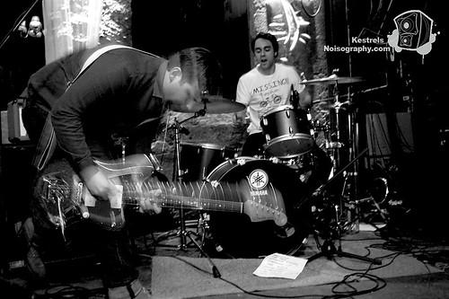 Kestrels - Jan15th2011 @ The Seahorse Tavern 02