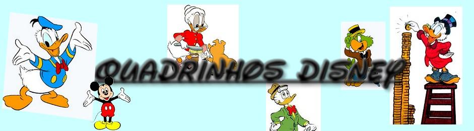 Quadrinhos Disney BR