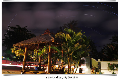startrails