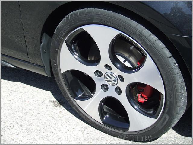 Detallado exterior VW GOLF GTI mkVI-27