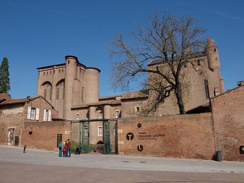 Albi - Palacio de la Berbie