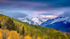 Alternate View (Travis Klingler (SivArt)) Tags: mountain danballard colorado fallcolors