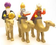 3 Wise Men Battle Pack (graznador) Tags: christmas xmas holiday men toy advent lego camel gift wise present minifig threewisemen magi wisemen 3wisemen graznador graznador2