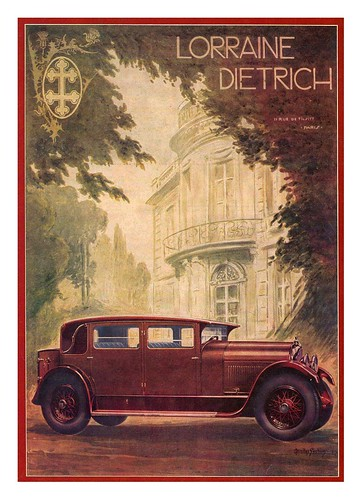003-Old Vintage Antique Classic Car Posters