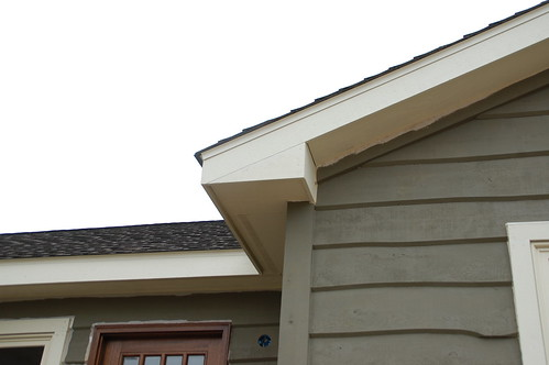 Building Soffit Boxes And Wood Soffit Installation