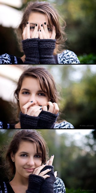fingerless gloves by t does wool outtakes
