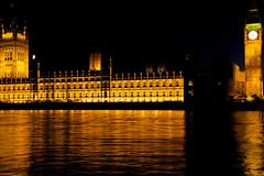 (.allieee) Tags: uk greatbritain england moon london tower clock thames canon river big europe ben unitedkingdom parliament bigben clocktower southbank riverthames houseofparliament canon50d