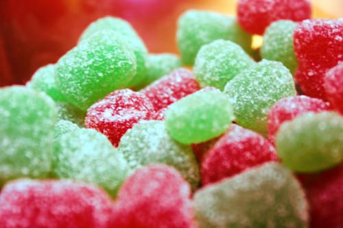 Spiced Gum Drops