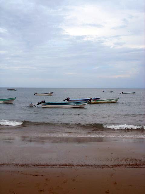 Playa Arenal, Pedasí, Panamá