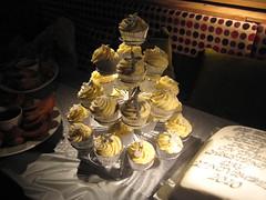Christening Cupcakes (Suzanne's Bespoke Bakery) Tags: cupcakes crosses happybirthday christening alphabets christeningcake biblecake