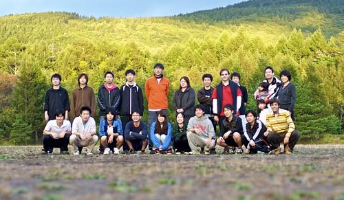 Itoh Group - Tateshina 2010