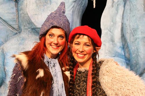 Jul i Blåfjell - Margrethe Røed og Jannecke Øinæs