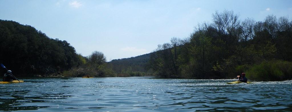 Descenso del Río Arakil en kayak 019