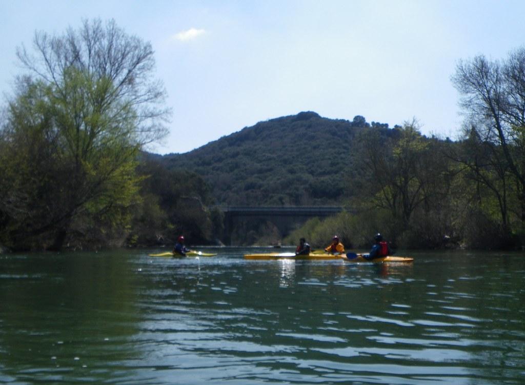 Descenso del Río Arakil en kayak 030