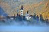 Morning Mist (Atilla2008) Tags: mist lake sunrise island nikon slovenia bled mistymorning d90 islandchurch mygearandmepremium httpballoonaprivatthumbloggercom