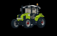 Claas ELIOS Compact Tractor