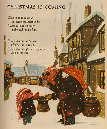 My Christmas Treasury (Big Golden Book  1957)  p.5