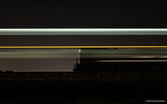 NIght Traveler (Patrick Dirden) Tags: california nightphotography railroad light motion blur northerncalifornia train streak rail motionblur amtrak locomotive headlight ge bnsf centralvalley sanjoaquinvalley denair passengertrain burlingtonnorthernsantafe stanislauscounty dpu amtrakcalifornia c449w burlingtonnorthernsantaferailroad denairca amtraksanjoaquin bnsfstocktonsub