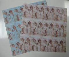 Doctors Steampunk Scrapbook Paper