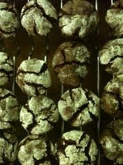 Chocolate Crinkle Cookies, 2010