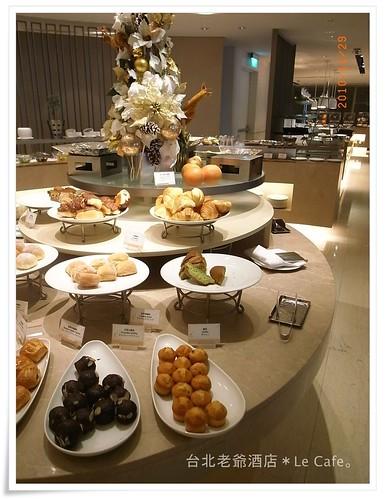 [2010。台北]老爺酒店_早餐_9
