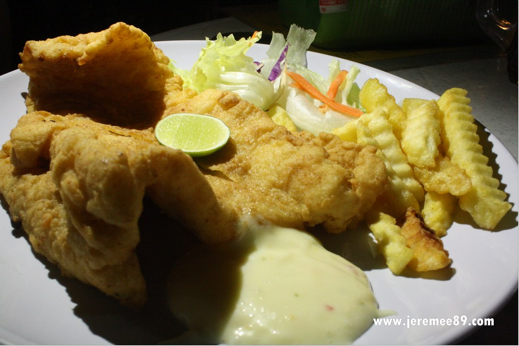 Yaw's Roast & Grill - Fish & Chip