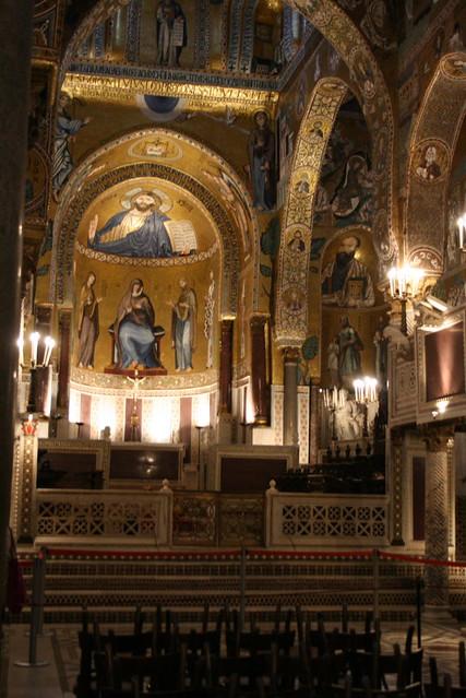 Capolavori Palermitani: Palazzo dei Normanni e la Cappella Palatina