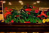 Fame (Square Eyes) Tags: streetart berlin canon subway graffiti fame crew ubahn aerosol babbo bluff fits whel karos eos450d gneisenaustrase