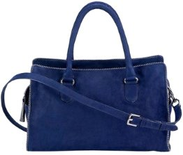 dvf blue bag