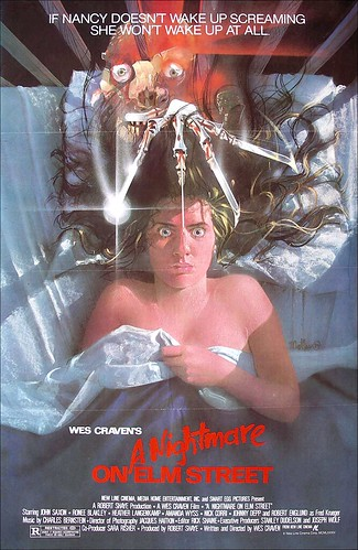 A nightmare on elm street 1987 poster