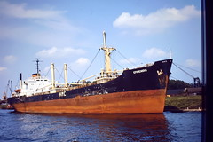 Epemendis (50C Transport) Tags: classic ship belgium cargo gent sd14