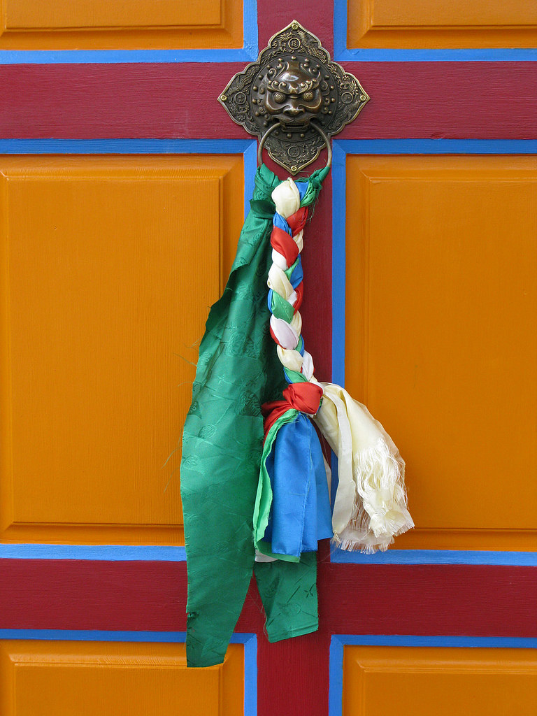 一组朗喇嘛近照(2010年) - 坚华嘉措 - 坚华嘉措(本人的博客独此一家,绝无分店)