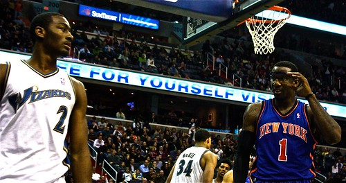 Amar'e Stoudemire, Amare Stoudemire, new york knicks, washington wizards, nba, truth about it