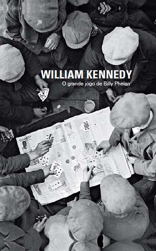 O grande jogo de Billy Phelan, de William Kennedy