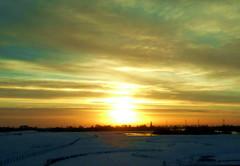 Morgenrte (Nefesh*) Tags: morning sun sunrise lumix sonne sonnenaufgang morgen morgens frh tz8 panasoniclumixdmctz8 nefesh1