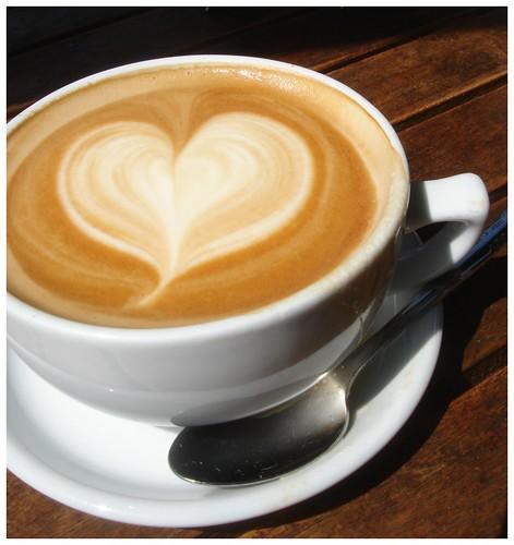 Cafe Latte, Amandine