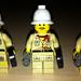 LEGO Collectible Minifigures Series 2 Explorer vs  Adventurers Desert