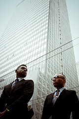 Publik Empire (sunnykay1) Tags: city blue portrait man black color building male eye home america buildings fun happy photo dallas interestingness texas personal expression african tx country great clothes human age american realist eyebrow africanamerican agent director reactions dallastx canon50d