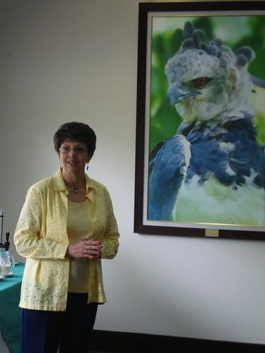 Nancy E. Gwinn at STRI