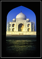 Taj Mahal ...  Dec 25th1987