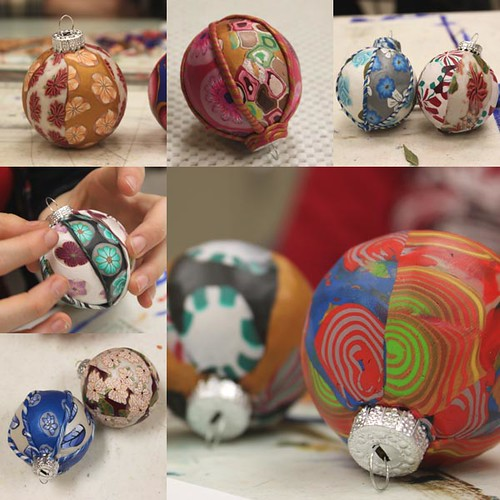 Ornament Making Class