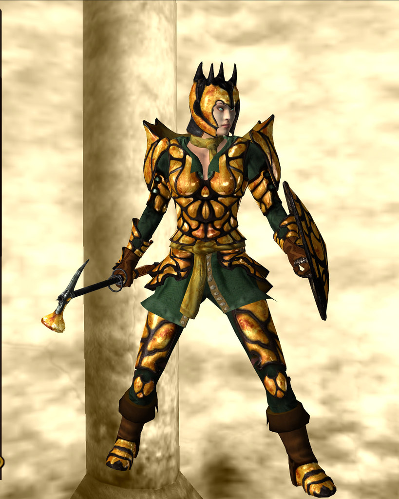 amber armor (female, original) 01