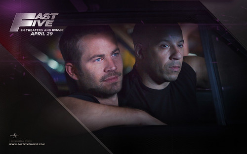 fast five wallpaper. Fast Five Movie Wallpaper