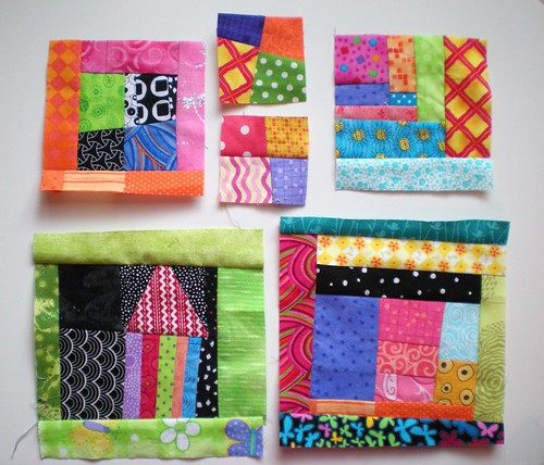 Scrapbusters blocks 4-9
