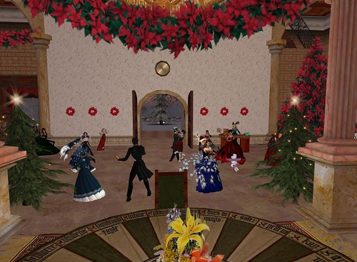 Christmas Party at Wild Castle